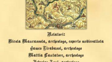 """02 Maggio 2018 – Presentazione delle ricerche archeologiche  fatte nell'Agosto 2017 al """"Castellum de Toano cum plebe"""""""
