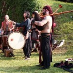Barbarian Pipe Band - Concerto di musica celtica