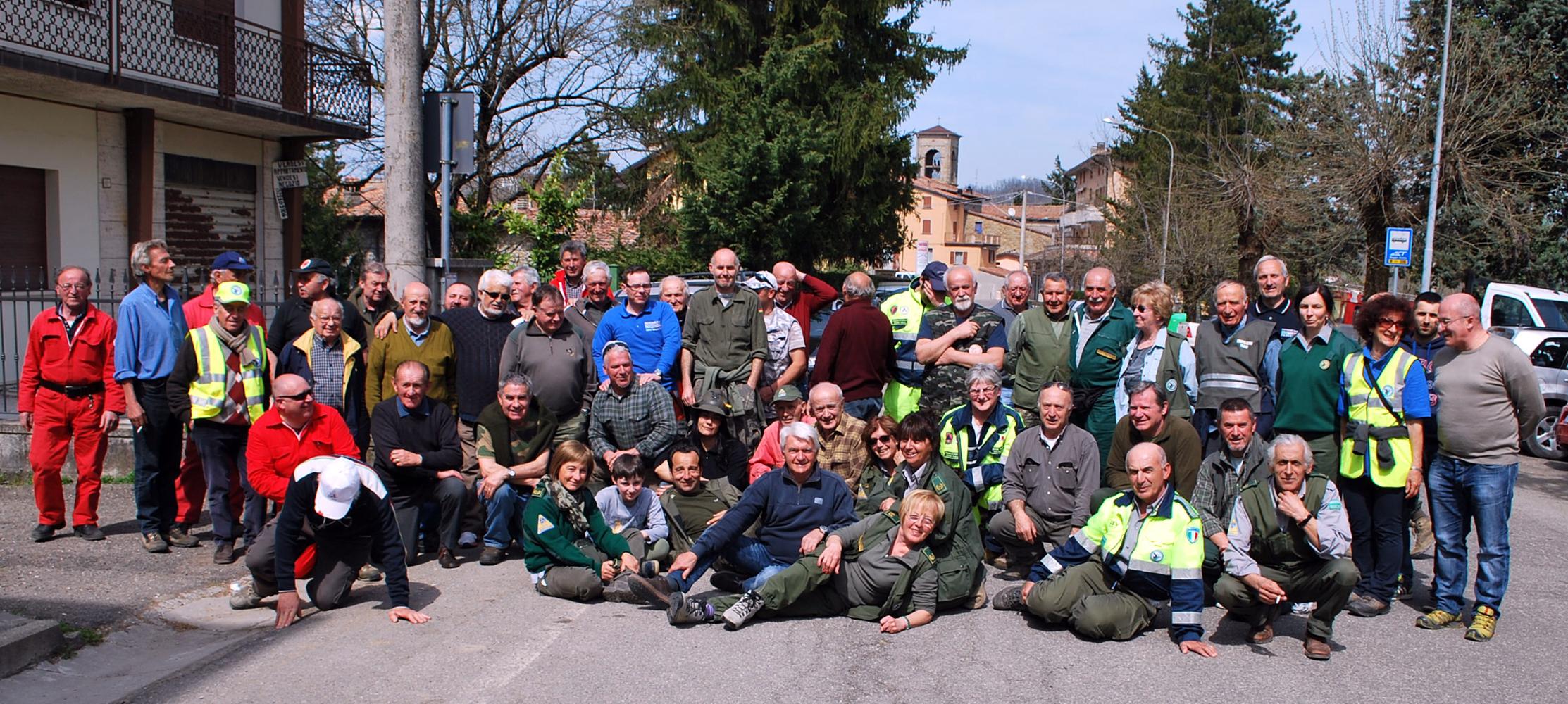 Giornata ecologica 2015 - foto di gruppo