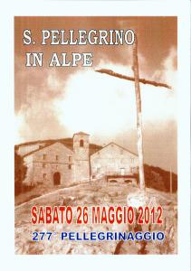 277° pellegrinaggio a S. Pellegrino in Alpe