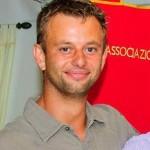 Teddy Ceresoli, giovane presidente della sezione Avis di Toano
