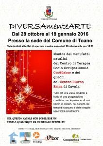 Presso la sede del Comune di Toano dal 28.10.2015 al 18.01.2016